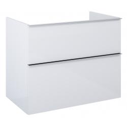 Elita Look White Komoda 80 cm 2S (167093)