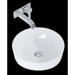 Elita Lorca White Umywalka Okrągła Ceramiczna 42 cm (145048)