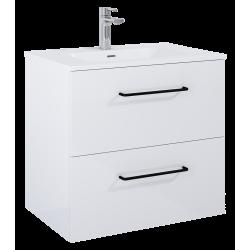 Elita Futuris White Szafka 2S z Umywalką Skappa 70 cm