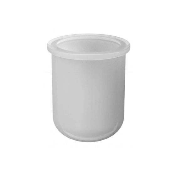 Stella Living Pojemnik szklany do szczotki wc 03.430 (80.013-03)