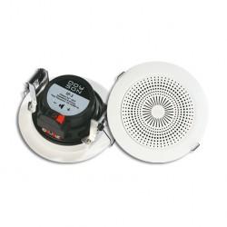 Doyson Głośnik Sufitowy 3.5' Okrągły ABS 10W (SP 3)