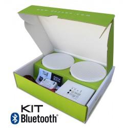 Doyson Odtwarzacz Bluetooth na Ścianę z Głośnikami 10W