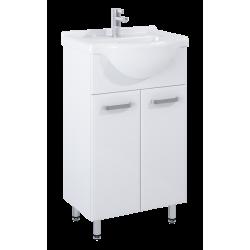Elita Amigo White Szafka pod umywalkę 50 2D Biała Połysk (165409)