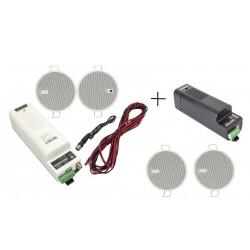 KB Sound Star 2,5 Bluetooth do Dwóch Pomieszczeń 50804+13204+16808