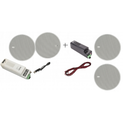 KB Sound STAR 5 Bluetooth do Dwóch Pomieszczeń 50805+13204+16601