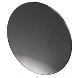 Oristo Neo Akcesoria Lustro Kosmetyczne Biały Mat 15 cm (OR00-AL-K-15-2)