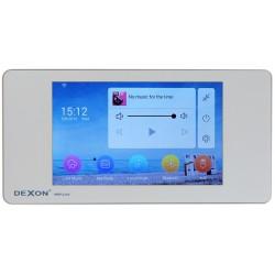 Dexon Odtwarzacz Ścienny Bluetooth Wi-Fi-LAN Radio Internetowe / USB / SD (MRP 2205)