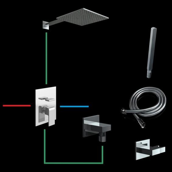 Kohlman Saxo Sys2 System Podtynkowy