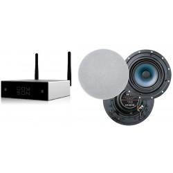 Doyson Wzmacniacz Wi-Fi Bluetooth Multiroom do Głośników (WS 280)