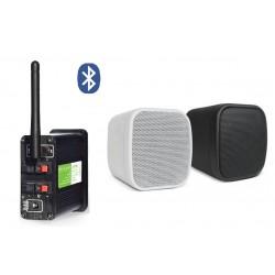 Timple Audio Odtwarzacz Bluetooth z Głośnikami Ściennymi NEO (TMN30EASY + NEO)