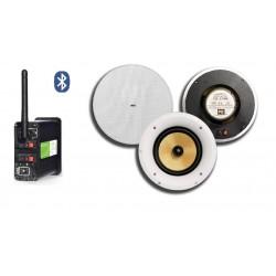 Timple Audio Odtwarzacz Bluetooth z Głośnikami Dwudrożnymi Sufitowymi 6.5' (TMN30EASY + CS-530K)