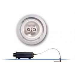 AquaSound Odtwarzacz Audio Bluetooth / AUX Z Głośnikiem Dwukanałowym Wodoodpornym Samba DT (BMN50Easy-SPKSambaDT)