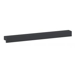 Elita Kwadro Plus Black Uchwyty komplet (2szt.) 16cm (167718)