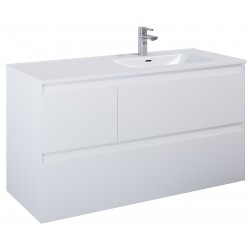 Elita Split White Matt Szafka Z Umywalką Skappa 120 cm (168176+145925)