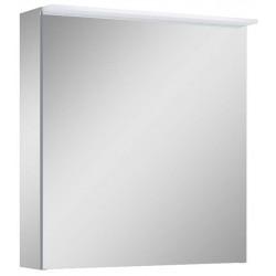 Elita Szafka Wisząca Z Lustrem Premium 1D + Panel LED 60 cm (904663)