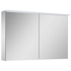 Elita Szafka Wisząca Z Lustrem Premium 2D + Panel LED 100 cm (904665)