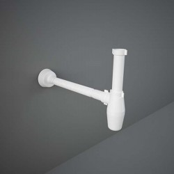 Rak Ceramics Illusion Syfon Do Umywalki Wolnostojącej Biały (BTRWBPPR020)