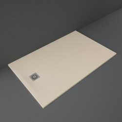 Rak Ceramics Feeling Brodzik Prostokątny 100x160 cm Cappuccino (RFST100160S514)