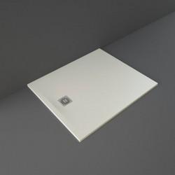 Rak Ceramics Feeling Brodzik Prostokątny 100x120 cm Beż (RFST100120S505)