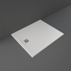 Rak Ceramics Feeling Brodzik Prostokątny 100x120 cm Biały (RFST100120S500)