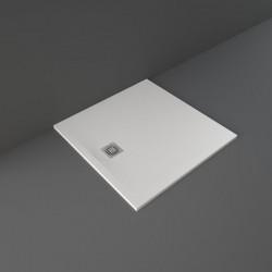 Rak Ceramics Feeling Brodzik Kwadratowy 100x100 cm Biały (RFST100100S500)