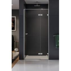 New Trendy Eventa Drzwi Prysznicowe Pojedyncze Prawe 90x200 cm Szkło Przezroczyste (EXK-0131)