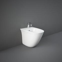 Rak Ceramics Sensation Bidet Stojący 52x38 cm Biały Połysk (SENBD2015AWHA)