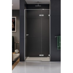 New Trendy Eventa Drzwi Prysznicowe Pojedyncze Prawe 120x200 cm Szkło Przezroczyste (EXK-0137)