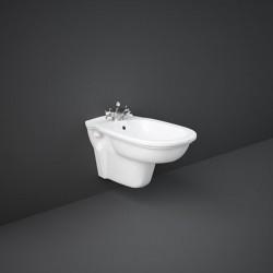 Rak Ceramics Washington Bidet Podwieszany 56x36 cm Biały Połysk (WABI00002)