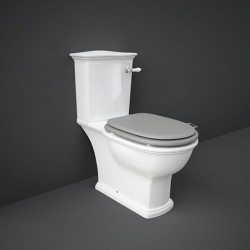 Rak Ceramics Washington Kompakt Miska WC + Zbiornik z Dźwignią (WAWC00003+WT22AWHA)