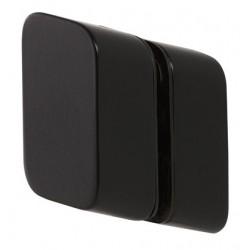 Geesa Shift Black Klamka do drzwi prysznicowych Czarna 919965-06
