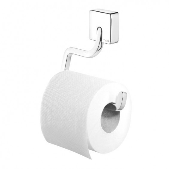 Tiger Impuls Wieszak na Papier Toaletowy Chrom 3865.03