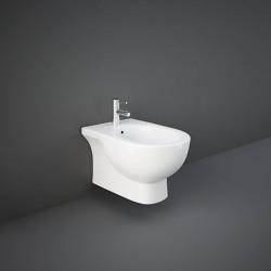 Rak Ceramics Tonique Bidet Podwieszany 55x36 cm Biały Połysk (TQ09AWHA)