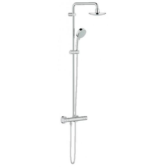 Grohe System Prysznicowy Termostatyczny New Tempesta Cosmopolitan 27922000
