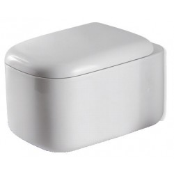 Alterna Eden Miska WC wisząca z deską wolnoopadającą  124481