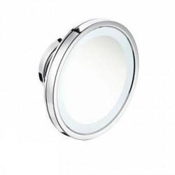 Geesa Mirrors Lustro Kompaktowe LED 3x Powiększenie  1077