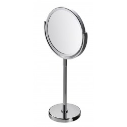 Geesa Mirrors Lustro Wolnostojące Gładkie 3x Powiększenie  1081