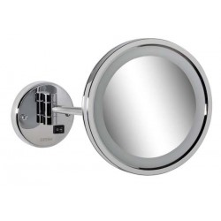 Geesa Mirrors Lustro z Oświetleniem 3x Powiększenie 1088