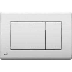 AlcaPlast M270 Biały-Połysk Przycisk Sterujący
