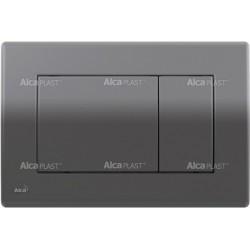 AlcaPlast M277 Antracyt- Mat Przycisk Sterujący