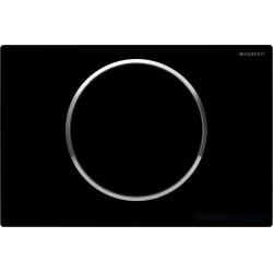 Geberit Sigma 10 Czarny Przycisk