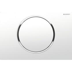Geberit Sigma 10 Biały/Chrom Błyszczący Przycisk