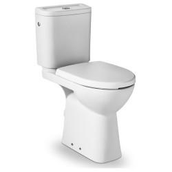 Roca Dostępna łazienka Miska (wysokość 43 cm) o/pionowy do kompaktu WC A342237000
