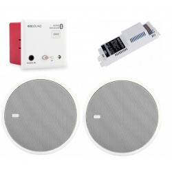 """Podtynkowy odbiornik Bluetooth z głośnikami 5"""""""