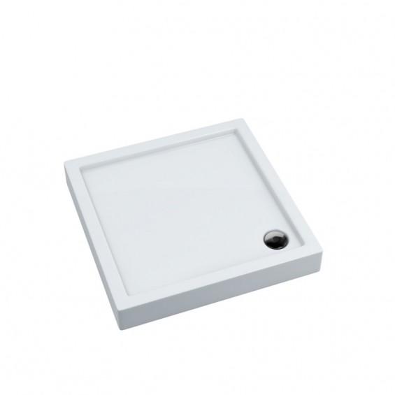 Schedpol Competia Brodzik akrylowy prostokątny 70x80