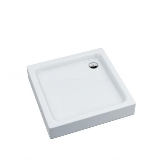 Schedpol Grando Plus Brodzik akrylowy kwadratowy 70x70