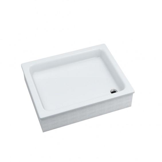 Schedpol Grawello Brodzik akrylowy prostokątny 100x80