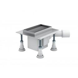 Schedpol Standard Odpływ liniowy do zabudowy płytkami 15 cm