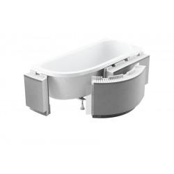 Schedpol Standard Obudowa Premium LED do wanny półokrągłej 270 cm