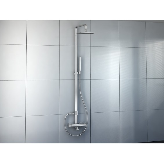 Kohlman Foxal Zestaw prysznicowy QW276F